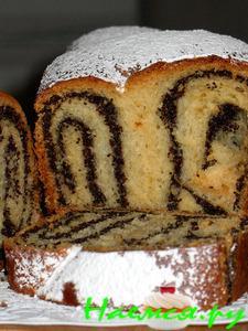 """Маковый пирог """"Мечта"""""""